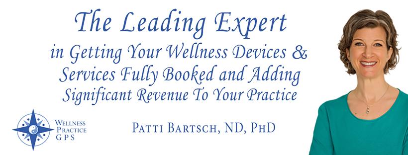 Patti Bartsch, ND, PhD - Leading Wellness Practice Expert